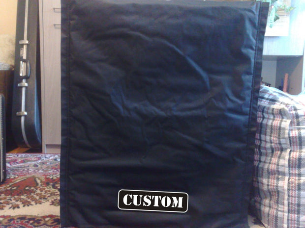 Custom padded cover for MarkBass 104HR REAR PORTED 4x10 Bass Cab