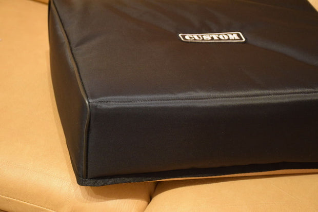 Custom padded cover for Fairchild 412 turntable