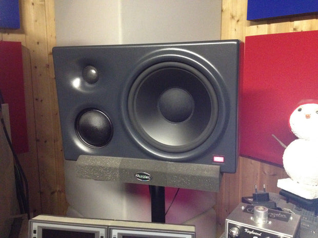 Custom padded cover (pair) for Klein and Hummel K&H O300 studio monitors