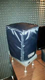 Custom padded cover for ADAM A8X (pair) w/ rear cut for easy cable access