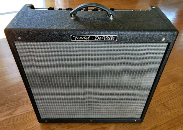 "Custom padded cover for FENDER Hot Rod Deville 4x10 combo amp 4x10"" 410"