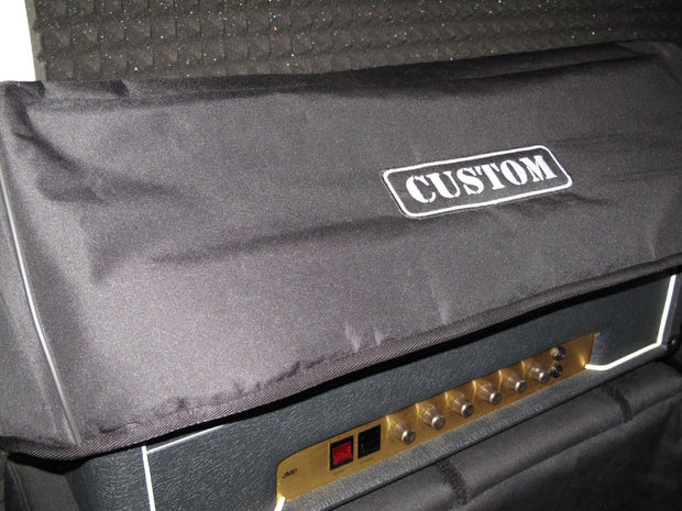 Custom padded cover for MARSHALL JMP Mk II 2 Master Model 100W (1978) head amp