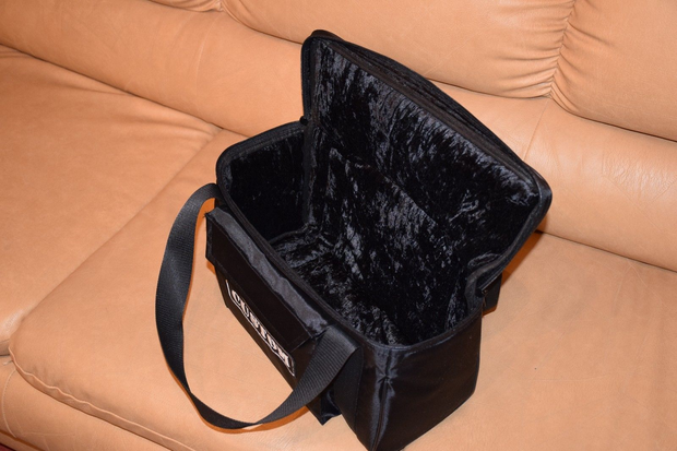 Custom dual-padded bag for PEAVEY Classic 20 MH Mini Head