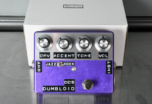 Shin's Music Dumbloid Overdrive Special Candy Purple