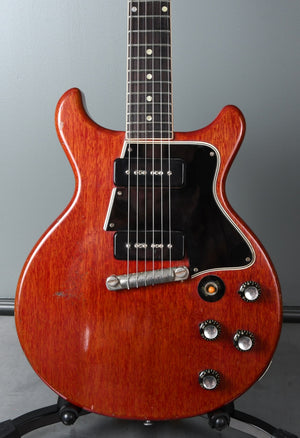 1961 Gibson Les Paul Double Cut Special Cherry Red
