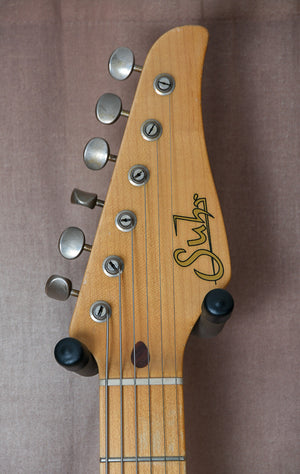 2009 Suhr Classic Antique Trans Blonde OHSC