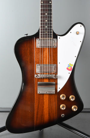 "1964 Firebird III the ""Love Bird"" Tobacco Sunburst OHSC"
