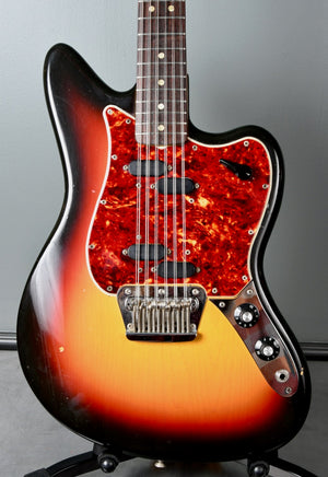 1966 Fender XII Electric 12 String Sunburst