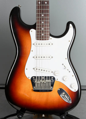 1988 Fender Japan Stratocaster XII 12 String Sunburst