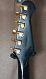1982 Gibson Firebird Custom Color Ebony OHSC