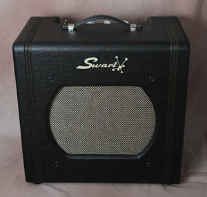 Swart Space Tone Reverb Dark Tweed 1x12 Combo Celestion Blue Speaker Upgrade