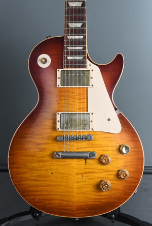 2009 Gibson 1959 Les Paul Reissue Mike Bloomfield Murphy Aged #10