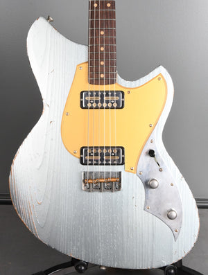 2019 Novo Guitars Serus T Ice Blue Metallic
