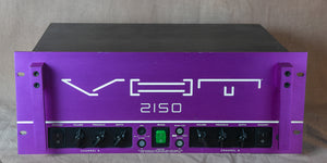 VHT 2150 Power Amp Purple Anodized