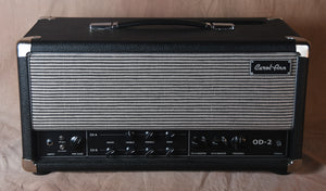 2008 Carol Ann OD-2 50 Watt Head Black Tolex