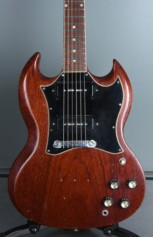 1968 Gibson SG Special Cherry Red