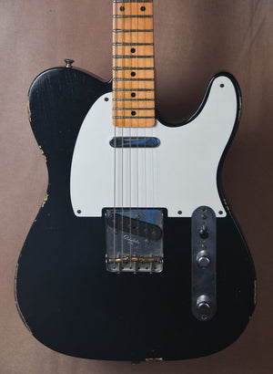 2015 Fender Custom Shop '55 Esquire/Telecaster LTD Black