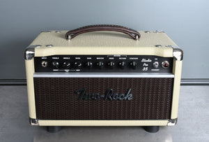 Two Rock Studio Pro 35 Head Blonde Tolex