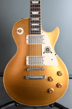 2008 Gibson Les Paul 50th Ann. Murphy Aged 1958 Goldtop #14/75