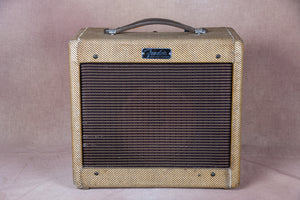 1962 Fender Champ 1x8 Combo Tweed