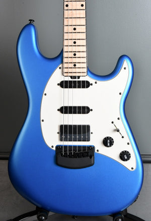 2020 Ernie Ball Music Man BFR Cutlass HSS Blue Magic