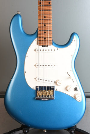 2020 Ernie Ball Music Man Hunter Hayes Cutlass Tahoe Blue