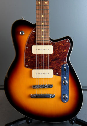 2020 Reverend Charger 290 3-Tone Burst