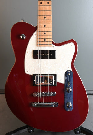 2020 Reverend Double Agent OG Medieval Red