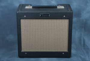 1964 Fender Champ 1x8 Combo Black Tolex