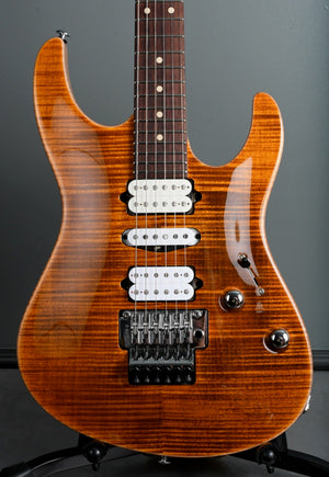 2016 Suhr Modern Carve Top Bengal Flame Top