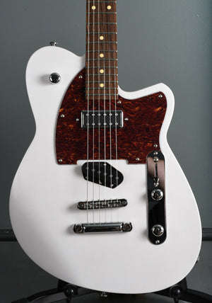 2020 Reverend Buckshot Transparent White