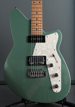 2020 Reverend Double Agent W Metallic Alpine
