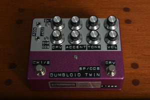 Shin's Music Dumbloid Twin Purple Hammer