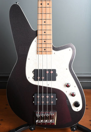 2020 Reverend Mercalli 4 Bass Gunmetal