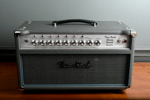 2020 Two Rock Classic Reverb Signature 50 Watt Tube Rectified Head Grey Tolex