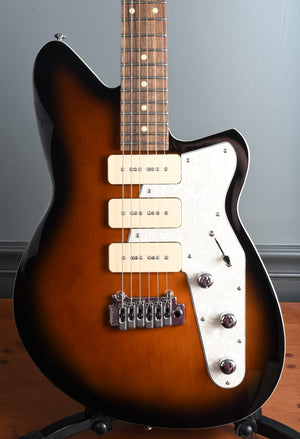 2020 Reverend Jetstream 390 Coffee Burst