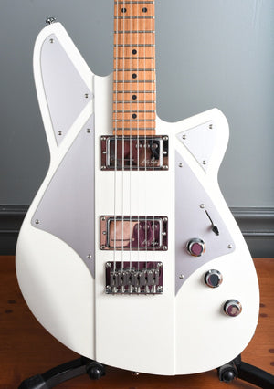 2020 Reverend Billy Corgan Signature Satin Pearl White
