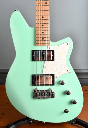2020 Reverend Descent W Baritone Oceanside Green