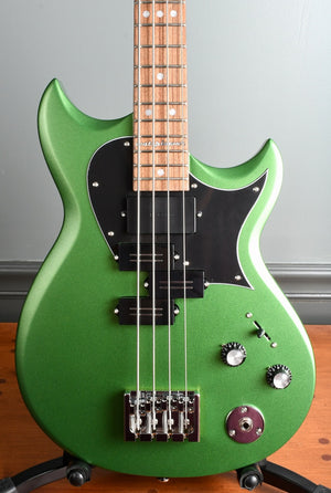 2020 Reverend Mike Watt Wattplower Mark II Bass Emerald Green