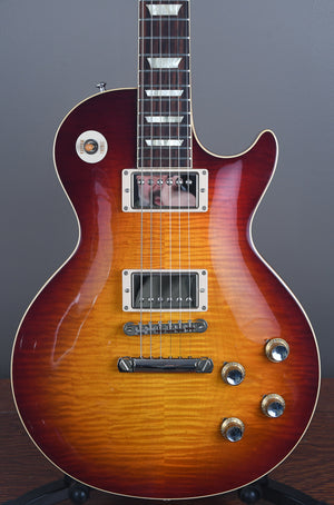 2014 Gibson 1960 Les Paul Benchmark Limited Reissue R0 Bourbonburst OHSC