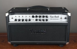2009 Two Rock 10th Anniversary 50 watt Head Black Tolex