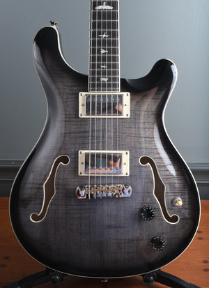 2020 PRS SE Hollowbody II Charcoal Burst