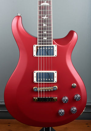 2020 PRS S2 McCarty 594 Thinline *Custom Color* Satin Red Metallic