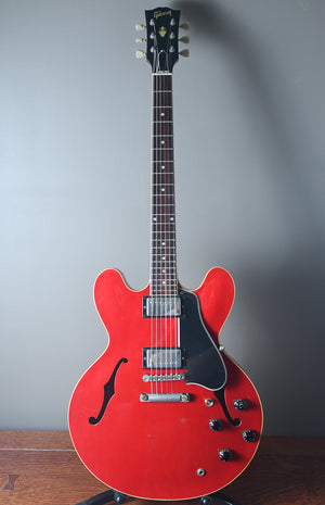2004 Gibson Historic 1959 ES 335 Cherry Red