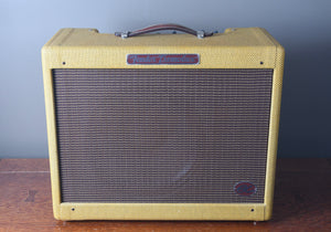 "2012 Fender Eric Clapton Tremolux 1x12"" 12-Watt Hand-wired Tube Combo"
