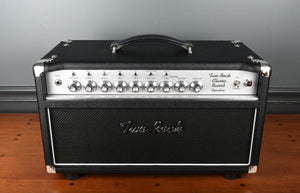 2020 Two Rock Classic Reverb Signature 100/50 Watt Head Black Tolex