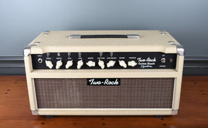 2006 Two Rock Custom Reverb Signature Blonde 50 Watt Head