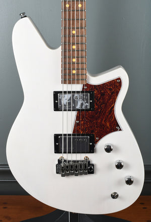 2020 Reverend Descent W Baritone Transparent White