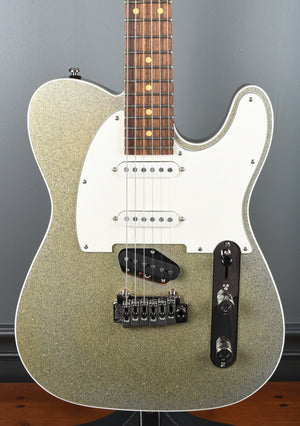 2020 Reverend Pete Anderson Eastsider S Gloss Silver Sparkle LTD 19 of 20