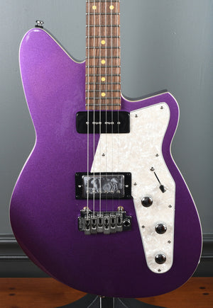 2020 Reverend Double Agent W Italian Purple